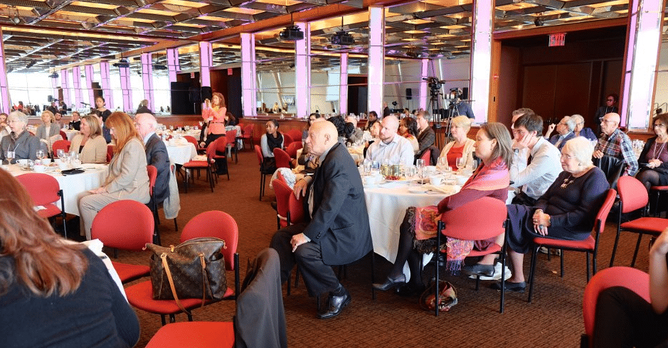 Insurance for Journalists at the 24th Annual New York Press Club Foundation
