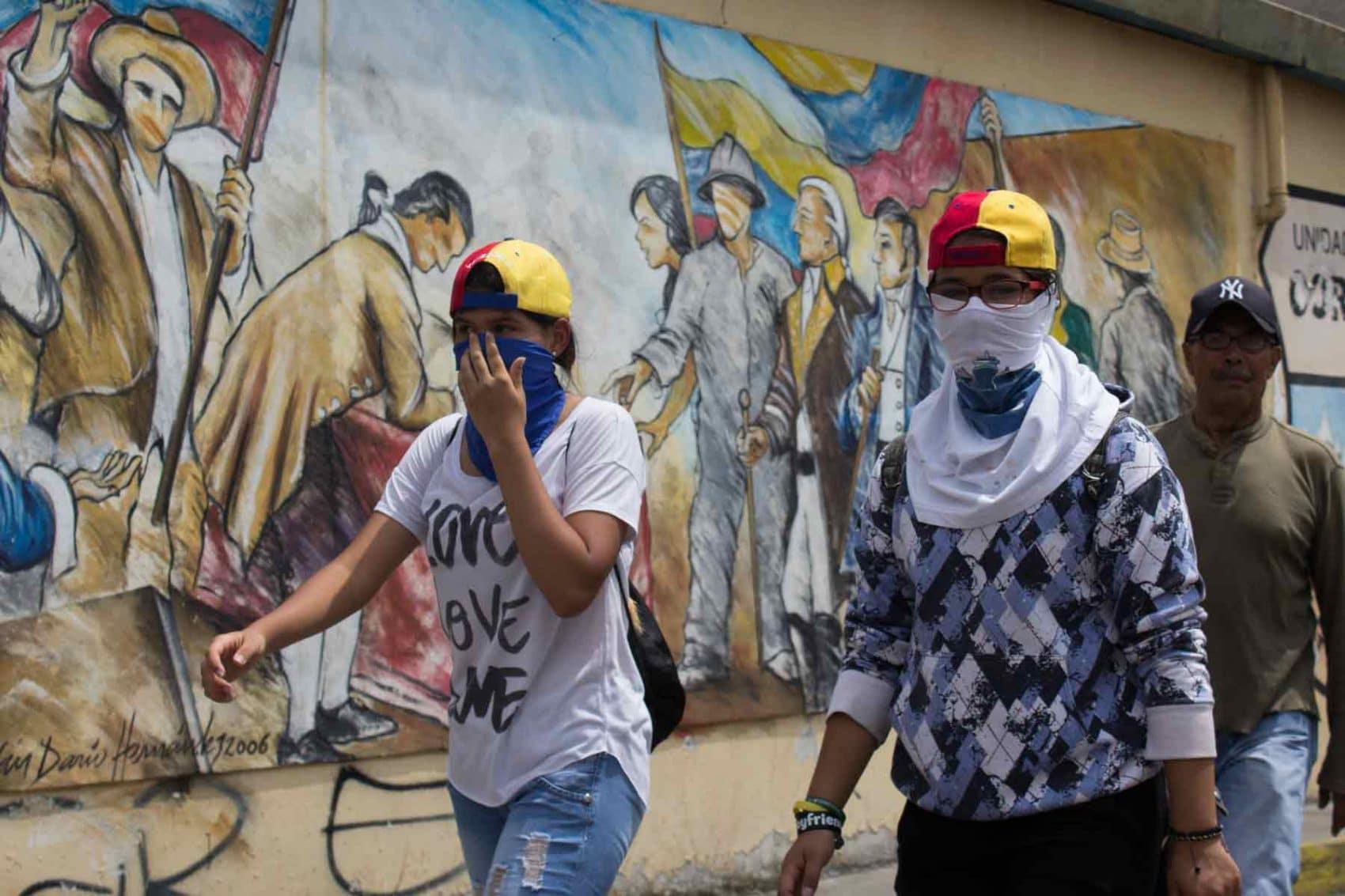 Conflict for freelance documentary photographer Sebastian Astorga